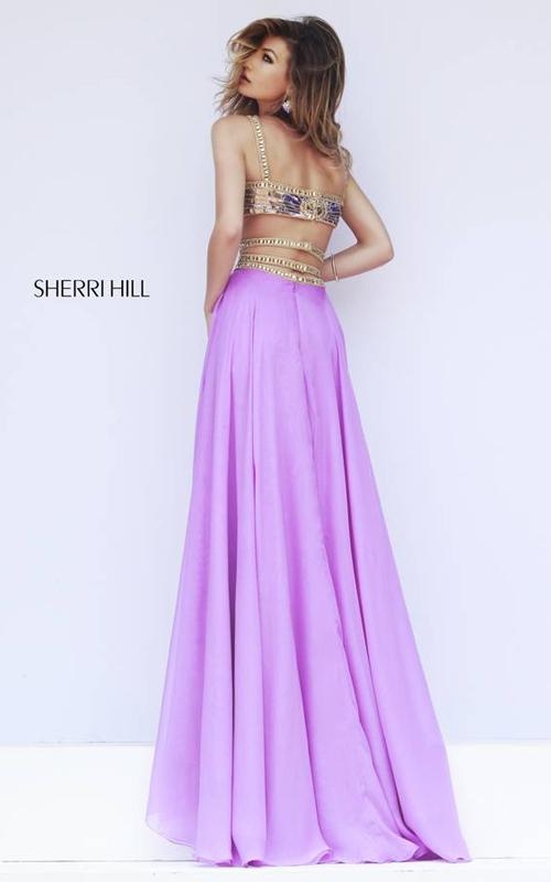 Floor-length Sherri Hill 32134 Orchid Party Dress_01