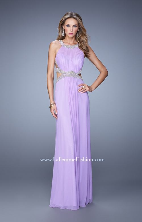2015 Wisteria La Femme 21101 Long Evening Dress