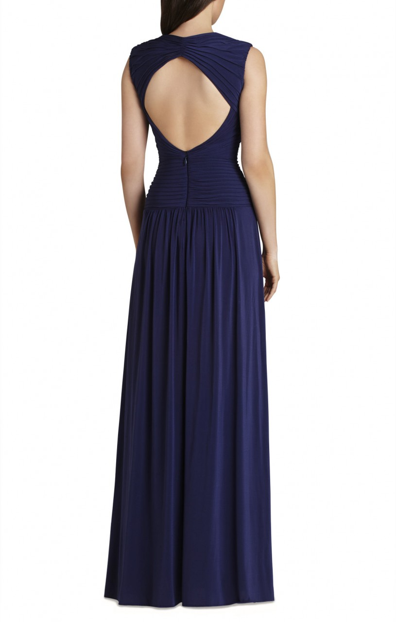 BCBG Sophia Sleeveless Long Evening Dress_01